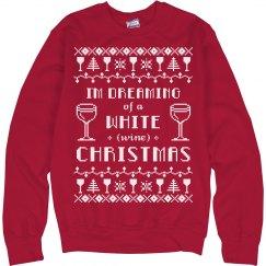Ugly Sweater Wine Night