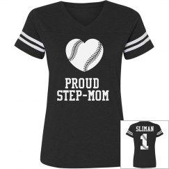 Football Step-Mom