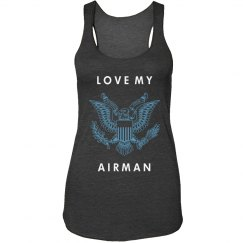 Love My Airman Tank