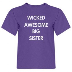 Wicked awesome big sister
