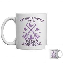 Pagan American Humor Coffee Mug
