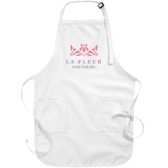 Custom Nail Salon Aprons