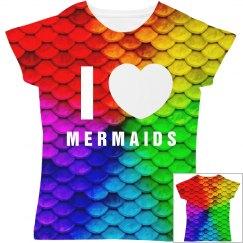 I Heart Mermaids