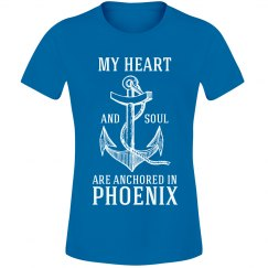 Anchored in Phoenix