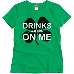 The Only Shirt You Need For St. Patty's