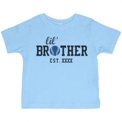 Custom Little Baseball Brother
