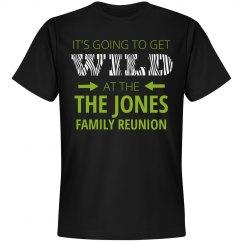 Jones reunion party