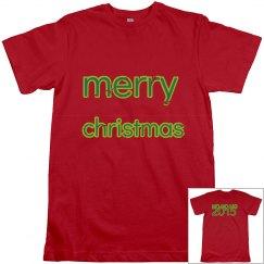 Santa's favorite t shirt
