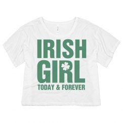 Irish girl today and forever
