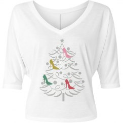 Christmas Shoe tree
