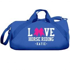 Love cheer bag (Katie)
