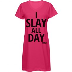 Trend Slay All Day CoverUp Dress