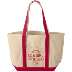 Cowgirl Tribe Tote