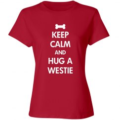 Keep calm and hug a westle