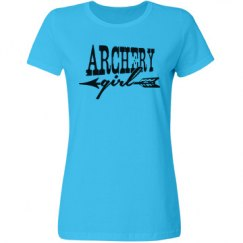 Archery Girl Shirts