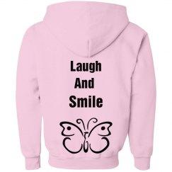 Laugh smile