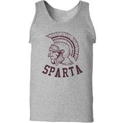 Sparta Distressed Tank