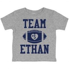Team Ethan Football Fan