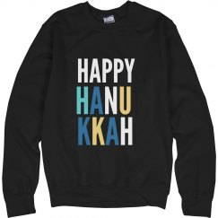 Happy Hanukkah Sweater