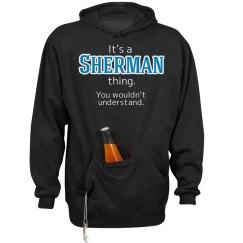 Its a Sherman thing
