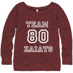 Zaiats 80 Sweater