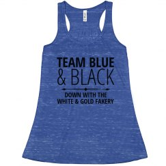 Team Blue & Black