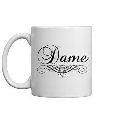 Dame Mug