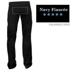 Navy fiancee w/Stars