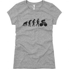 Evolution cycling shirt