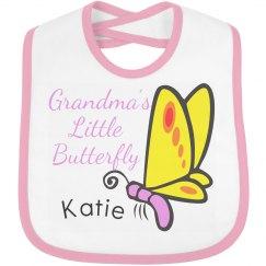 Grandma's Butterfly Girl