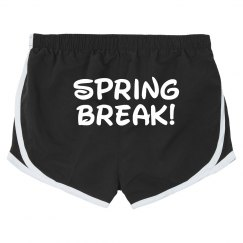 Spring Break Shorts