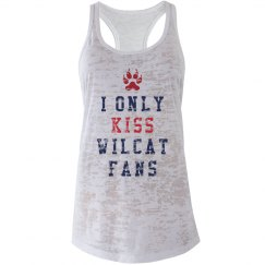 I Only Kiss Wildcat Fans