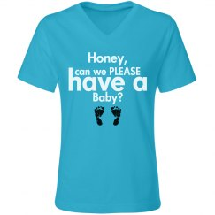 Can we have a Baby?