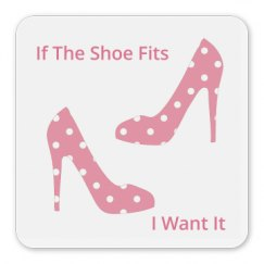 If The Shoe Fits Pink