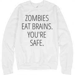 Zombies Eat Brains