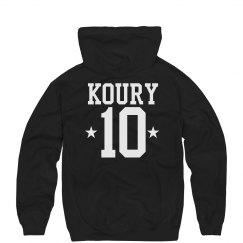 Team Koury Girl
