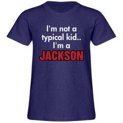 I'm a Jackson!