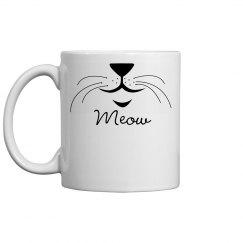 Cat Whiskers Mug