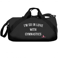 I'm so in love with gymnastics