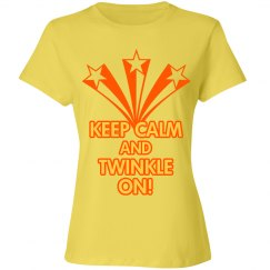 Keep Calm And Twinkle On!