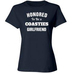 Honored to be coastie girfriend