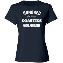Honored to be coastie girfriend