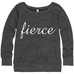 Fierce Sweatshirt dark Gray