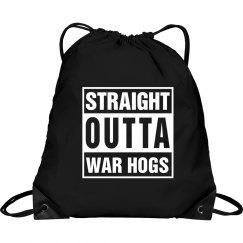 Straight Outta War Hogs Bag