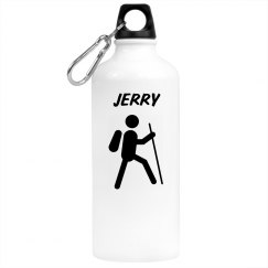 Hiking water bottle