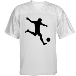 Soccer Player Quick tee