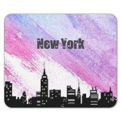 New York Mousepad
