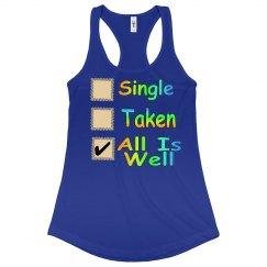 Single Taken All Is Well