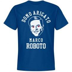 Marco Roboto Funny Political Tee