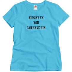 Ex husband t-shirt